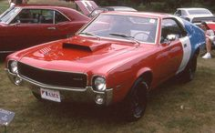 1969 AMX Super Stock racer by carphoto, via Flickr