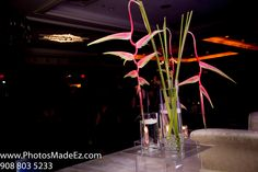 Center Piece Photo by New Jersey based Wedding Photographer PhotosMadeEz doing Indian - American/ Mixed Wedding in Westin, Morristown along with Elegant Affairs, Volcanik Entertainment, Make up artist Sanjana Vaswani, Catering by Chand Palace.