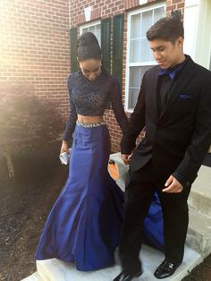Customized Fetching Blue Long Sleeves Two Pieces Prom Dresses,High Neck Sheath Prom Dresses,See Through 2 Pieces Evening Gowns,Wedding Party Dress,Royal Blue Prom Gown Royal Blue Prom Dresses, Prom Dresses Two Piece, Prom Dresses 2016, Mermaid Prom Dresses, Cheap Prom Dresses, Dresses Dresses, Pageant Dresses, Quinceanera Dresses, Formal Dresses