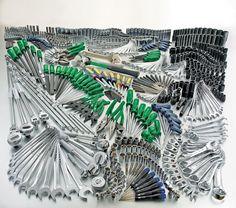 654 pc. Master Tool Set SK Tools Tool Sets Mechanics Tool Sets