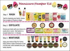 Manicure Pamper Kit