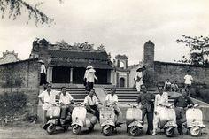 Saigoneer | Exploring Saigon and Beyond - Vintage Vespa: A Design That Stands The Test Of Time – Part I