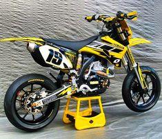 #sexy #yamahayzf #yamaha #yz450f #motardporn #supermotard #supermoto #bikeoftheday #motocross #supercross #braap by twowheeldreaming