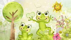 Spring Frogs - Frogs Wallpaper ID 1698318 - Desktop Nexus Animals