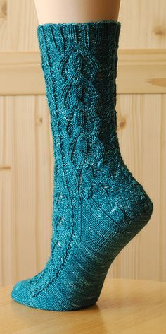 Originally for Scout's Swag Club. Now available as download and in the book Knit. Sock. Love.