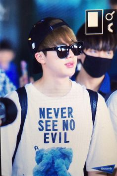 BTS @ 150607 Incheon Airport arrived from Malaysia