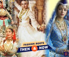 If you were lucky enough to watch the original Mughal-E-Azam, you cannot forget the breathtaking outfits that #Anarkali sported in the movie. In fact, the movie was digitally restored much. Read more http://lnk.al/2tVT #CreatingYourFit #WithLoveFromIH