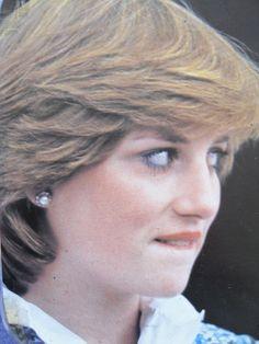 Lady Diana-- 1981