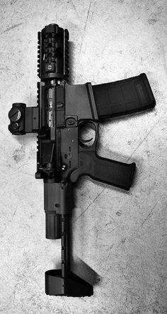 The Tactical and Survival Magazine Weapons Guns, Guns And Ammo, Rifles, Ar Pistol, Submachine Gun, Custom Guns, Cool Guns, Assault Rifle, Tactical Gear