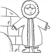 Happy Inuit Girl Coloring Page : Coloring Sky House Colouring Pages, Online Coloring Pages, Coloring Pages For Girls, Coloring Sheets, Free Coloring, Colour Images, Some Fun, Take That, Happy
