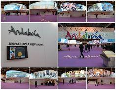 Vista general del Pabellón de Andalucía