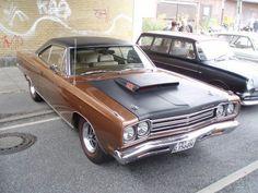 1969 Plymouth Roadrunner 440 6pack