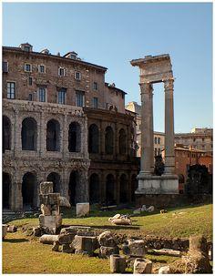Teatro Marcello - Roma, Rome