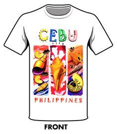 Cebu City Philippines Sinulog, Cebu City, Personalized Shirts, Philippines, Shirt Designs, Mens Tops, T Shirt, Custom Tailored Shirts, Supreme T Shirt