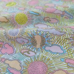Daniel DJ pinks -  Liberty Art Fabric - Fabrics Galore online shop