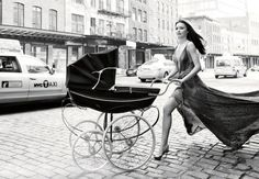 Silver Cross Prams and their Celebrity Fans