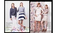 RUE58 2015 Spring/Summer #rue58 #stripes #dots # color #fashion #design #chic #style