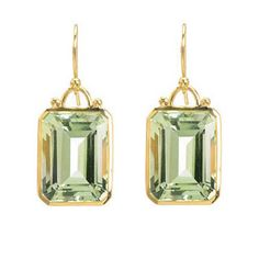 I just love these beautiful earrings