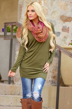 Favorite Dolman Tunics | Closet Candy Boutique Take 10% off with discount code repamber and everything will ship for free!:)
