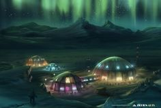 Frozen Colony by J-Humphries on DeviantArt