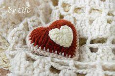Elfi / Háčkované srdiečko ♥ Baby Shoes, Crochet Hats, Kids, Fashion, Knitting Hats, Young Children, Moda, Children, Fashion Styles