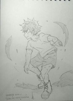 Midoriya Izuku | Boku No Hero Academia