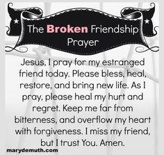 i miss my friend prayer for friendship broken friendship quotes missing you friendship