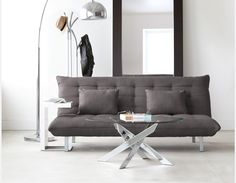 FLOW - Sofa-bed - Grey