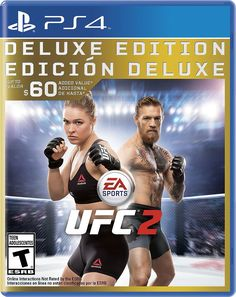 UFC 2: Deluxe Edition - PlayStation 4, 37077