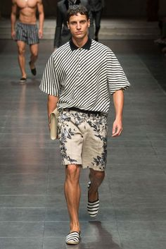 Dolce & Gabbana Spring 2016 Menswear - Collection - Gallery - Style.com
