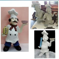 Foam Carving Foam Carving, Snowman, Disney Characters, Fictional Characters, French, Outdoor Decor, Home Decor, Art, Sculptures