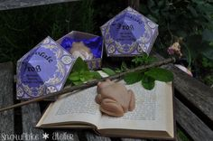 Snowflake Atelier Harry Potter Schokofrosch Seife