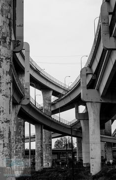 Freeway Interchange | Photo A Day - A Journal of Sorts