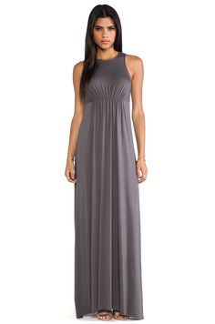 Shop for Rachel Pally Phillipa Dress in Pebble at REVOLVE. Free day shipping and returns, 30 day price match guarantee. Rachel Pally, Revolve Clothing, Clothes For Women, Formal Dresses, Grey, Shopping, Tops, Closet, Fashion