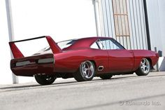 Fast & Furious 6 Cars: 1969 Dodge Charger Daytona