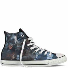 Batman sneakers hott !! Batman Converse bd4a2c10c