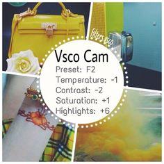 Vsco Cam Filters แต่งภาพ Vscocam สอนปรับสีคุมโทน Vintage สีเหลืองคลาสสิคมาก