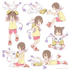 tailmon digimon digimon kari digimon wakfu anime digimon season ...