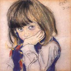 Stanislaw Wyspiansky. Een poolse kunstenaar. (1869-1907)
