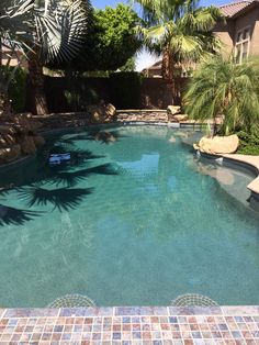 Beautiful pool we have been servicing for the last 5 years. Last 5 Years, Pool Care, Pool Service, Beautiful Pools, Outdoor Decor