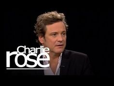 Colin Firth | Charlie Rose King's Speech, Charlie Rose, Colin Firth, British Actors, Film Festival, Festivals, Actors & Actresses, Gentleman, Interview