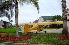 Spruce Creek: Where Everybody Owns an Airplane See More 6 Pics Here>>>http://goo.gl/0hd8SR