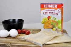 Lieblingsgerichte wie gewohnt zubereiten mit dem glutenfreien Paniermehl von Leimer – für alle, die auf Gluten verzichten wollen oder müssen.