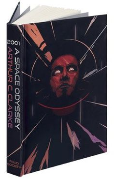 Every bit as ambitious and prophetic as the film that shared its inception, Arthur C. Clarke's 2001: A Space Odyssey remains a towering science-fiction classic. This is the first illustrated edition.