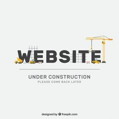 35 best under construction images under construction design web