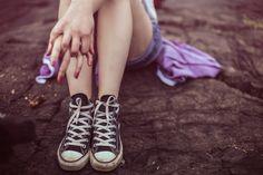 Pernas, Tudo Conversar Estrela, Casual, Pés, Calçado