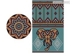 PATTERN: INDIA – Set of wayuu mochila patterns – wayuu bag pattern – mochila bag pattern – tapestry crochet pattern – CHARTED pattern – Daria Shi – Join in the world of pin Tapestry Crochet Patterns, Crochet Stitches Patterns, Crochet Chart, Cross Stitch Patterns, Knitting Patterns, Diy Crochet, Mochila Crochet, Mercerized Cotton Yarn, Tapestry Bag