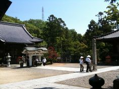 Konsen-ji (金泉寺) is Temple 3 of the Shikoku 88 temple pilgrimage.
