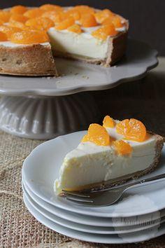Mandarijnen mousse taart   HandmadeHelen