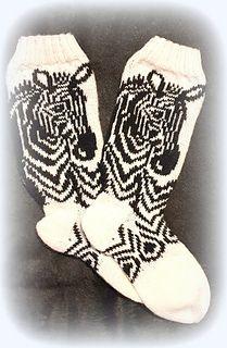 Seepra pattern by Katja Makkonen